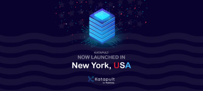 Katapult launches in New York!