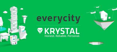 EveryCity joins Krystal!