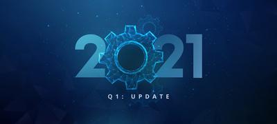Krystal Quarterly Update Q1 2021